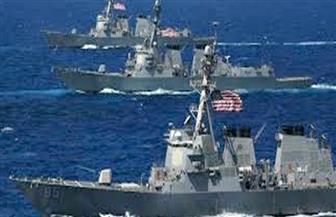 """انطلاق مناورات بحرية أمريكية في بحر اليابان في """"استعراض للقوة ضد كوريا الشمالية"""""""