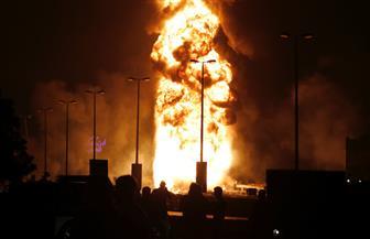"""""""جماعة إرهابية"""" تهاجم خط أنابيب لشركة الواحة للنفط في ليبيا"""