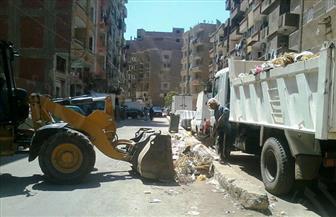 محافظ سوهاج: رفع 30 طنا من القمامة ومخلفات الرى بأخميم