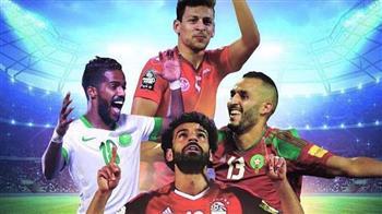 """احتفالات على تويتر بالتأهل الرباعي.. ومغردون """"كأس العالم بنكهة عربية هذا العام""""   صور"""