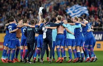 كرواتيا تغتال أحلام اليونان وتصل لنهائيات كأس العالم