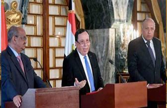 اجتماع ثلاثي لوزراء خارجية مصر والجزائر وتونس حول ليبيا.. اليوم