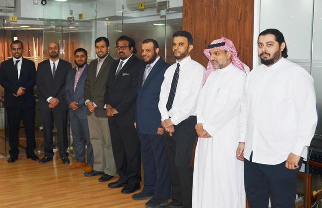 الملحق الثقافي السعودي بالإنابة يستقبل وفد الجامعة السعودية الإلكتروني بوابة الأهرام