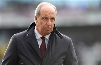 مدرب إيطاليا يغادر فندق الفريق فى ميلانو ويغيب عن اجتماع مجلس اتحاد الكرة