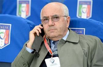 رئيس الاتحاد الإيطالى لكرة القدم يحدد مستقبله خلال يومين