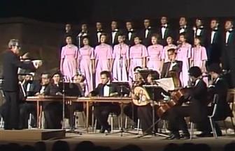 """مات على المسرح.. وأبدع مع طِلب """"ما بيسألش عليا أبدا"""".. تعرف على الموسيقار حسين جنيد """"قائد فرقة أم كلثوم"""""""