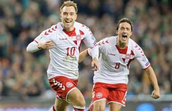 الدنمارك تسحق أيرلندا 5-1 وتتأهل لنهائيات كأس العالم 2018
