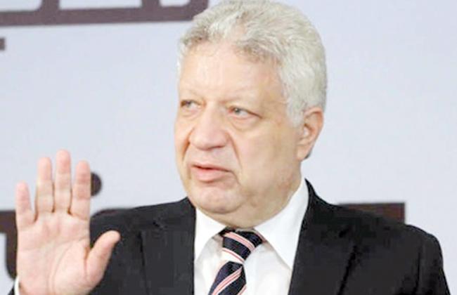 مرتضى منصور: قناة الزمالك لن تهاجم أحدا ولن تكون منصة لإطلاق الاتهامات -
