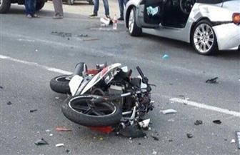 ضبط 66 متهمًا هاربًا و4 تشكيلات عصابية و476 دراجة نارية مخالفة