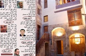 """خمسة شعراء في ضيافة """"بيت الشعر العربي"""".. الأحد"""