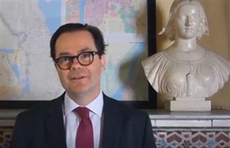 سفير فرنسا بالقاهرة: مصر شريك إستراتيجي وندعم أمنها واستقرارها