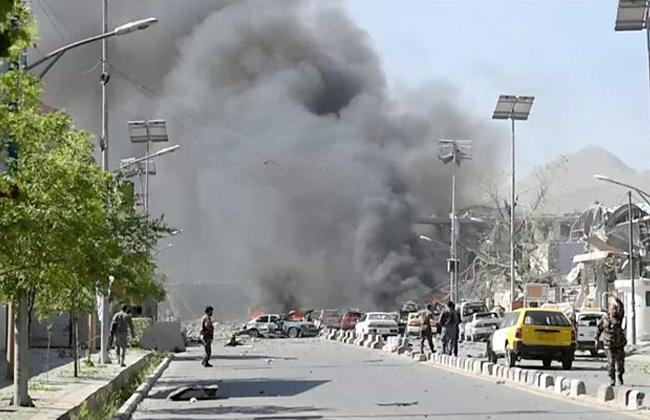 مقتل 9 جراء تفجير انتحاري في كابول -