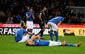 """""""إيطاليا"""" تبحث الاستعانة بمدربين من أصحاب الخبرات بعد الفشل في التأهل للمونديال"""
