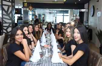 ملكات جمال العرب في الجزائر قبل التصفية النهائية بالقاهرة ديسمبر المقبل