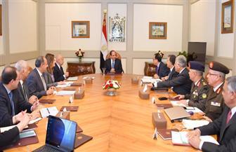 الرئيس السيسي يوجه بالبدء الفوري في تنفيذ مشروع تطوير محور المحمودية بالإسكندرية وإنجازه في الموعد المحدد