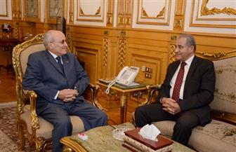 """تعاون """"مصرى – روسي""""لتصنيع آلات ومعدات تطوير مجمعات الصوامع والمطاحن والأعلاف"""