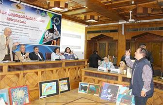 """مبادرة """"شموس لا تغيب"""" لمتحدي الإعاقة بمشاركة وزارة البيئة"""