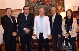 وزير الثقافة يوافق على زيادة الدعم لمهرجان شرم الشيخ السينمائي