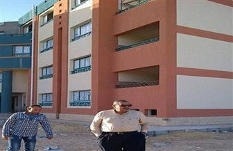 محافظ الشرقية: الموافقة على تخصيص أرض لإنشاء مدرسة بقرية المحمدية