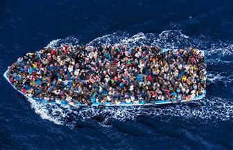 فقدان نحو 100 مهاجر غير شرعي إثر غرق زورقهم قبالة السواحل الليبية