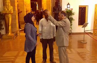 """متحف النيل بأسوان يستقبل 247 شابًا ضمن مبادرة """"إعرف بلدك""""  صور"""