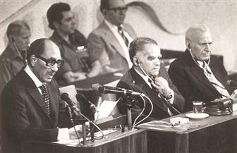 """زيارة السادات للقدس.. 40 عامًا على """"مغامرة"""" الرئيس الراحل التي غيرت واقع المنطقة"""