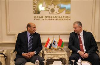 نائب وزير صناعة بيلاروسيا: جودة منتجات الهيئة العربية للتصنيع لا تقل عن العالمية