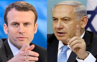 صحيفة إسرائيلية: نتنياهو يلتقي ماكرون في باريس الشهر المقبل
