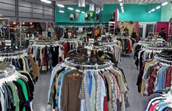 افتتاح معرض الملابس المدعم لطلاب جامعة حلوان