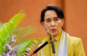 زعيمة ميانمار تزور ولاية راخين للمرة الأولى منذ اندلاع أعمال العنف