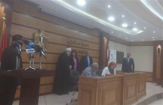 """""""التضامن"""": 24 ألف أسرة استفادت من """"سكن كريم"""" بتكلفة 170 مليون جنيه في 5 محافظات بالصعيد"""