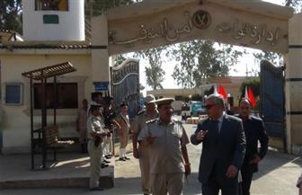 مدير أمن المنوفية يتفقد إدارة قوات الأمن ومركز تدريب الشرطة | صور