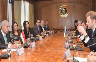قابيل: مجموعة عمل مشتركة بين مصر ورومانيا في تنمية المشروعات الصغيرة والمتوسطة