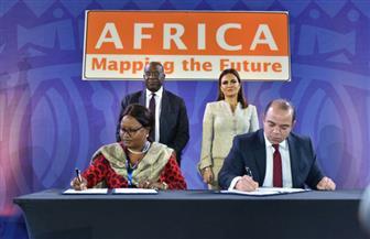 توقيع مذكرة تفاهم بين البورصة المصرية والزامبية لتعزيز التعاون