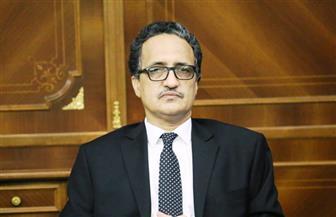 وزيرا الشئون الخارجية الموريتانى والمغربى يغادران القاهرة