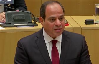 """اليوم.. الرئيس السيسي يشارك فى القمة """"المصرية -القبرصية -اليونانية"""" بنيقوسيا"""
