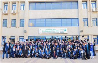 """""""تمريض الإسكندرية"""" تحتفل بتخريج الدفعة 58 من طلابها"""