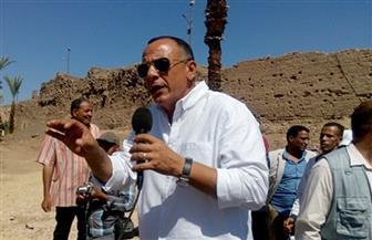وزيرى: الكشف الأثرى بمقبرة النبلاء بجبانة سقارة «متحف كامل»