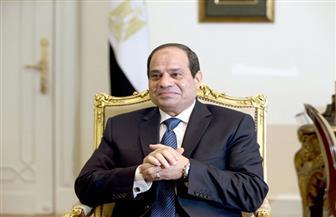 الرئيس السيسي يؤكد دعم مصر الكامل للحفاظ على استقرار لبنان ورفضه التدخل الأجنبي في الشئون الداخلية| صور