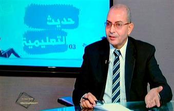 في حوار تليفزيوني.. وكيل وزارة التعليم: أمتلك خطة طموحة لإصلاح منظومة التعليم ببورسعيد