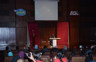 """مجلة """"علاء الدين"""" تحتفل بـ""""عيد الطفولة"""" مع الأطفال في مؤسسة الأهرام   صور"""