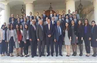 دورة تنشيطية للدبلوماسيين الشبان من الدفعتين 49 و50 بحضور موسي والعرابي | صور