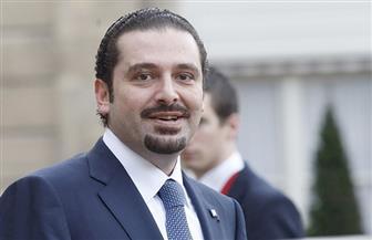 الحريري يتعهد من وسط بيروت بالدفاع عن الأمن والاستقرار في لبنان