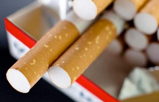 أسعار بيع جميع أنواع السجائر الأجنبية والمصرية في السوق المحلية