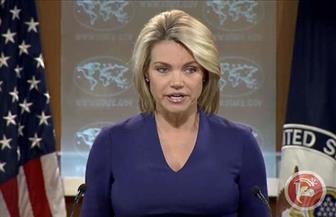 الخارجية الأمريكية تدين تفجير مسجد الروضة الإرهابي