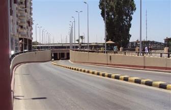 """رئيس حي المعادي: غلق نفق """"الزهراء"""" حتى ديسمبر المقبل للصيانة"""