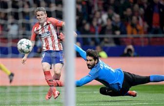 أتلتيكو مدريد يهزم روما بثنائية جاميرو وجريزمان