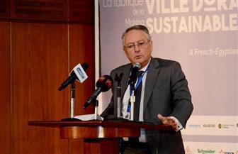 بيير فيناس: كريدي أجريكول مصر تتبنى استراتيجية داعمة للمشروعات الصديقة للبيئة