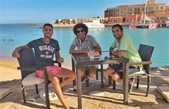 """أحمد مالك والفيشاوي يبدآن تصوير """"عيار ناري"""""""