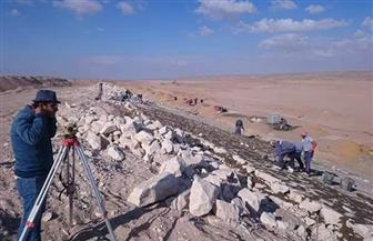 المياه الجوفية بالبحر الأحمر تعلن قرب الانتهاء من أعمال بحيرة وادي الدرب | صور
